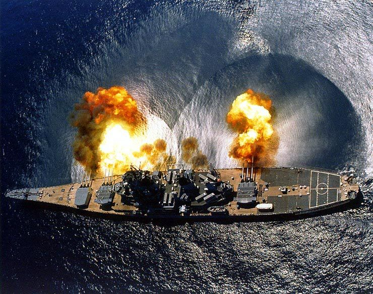 The Rise and Fall of the Battleship (And Why They Won't Be