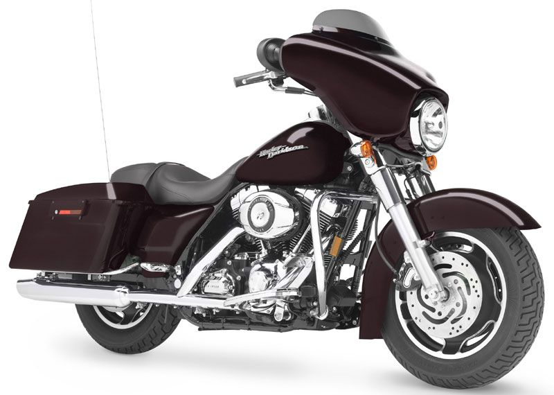 2007 Harley-Davidson Motorcycles: New 1600cc 6-Speed Engine for All