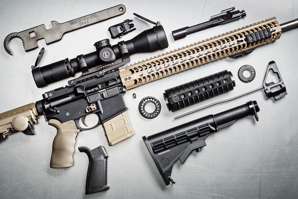 Why the AR-15 Is the Greatest Rifle Ever, and the 6 Men Who are