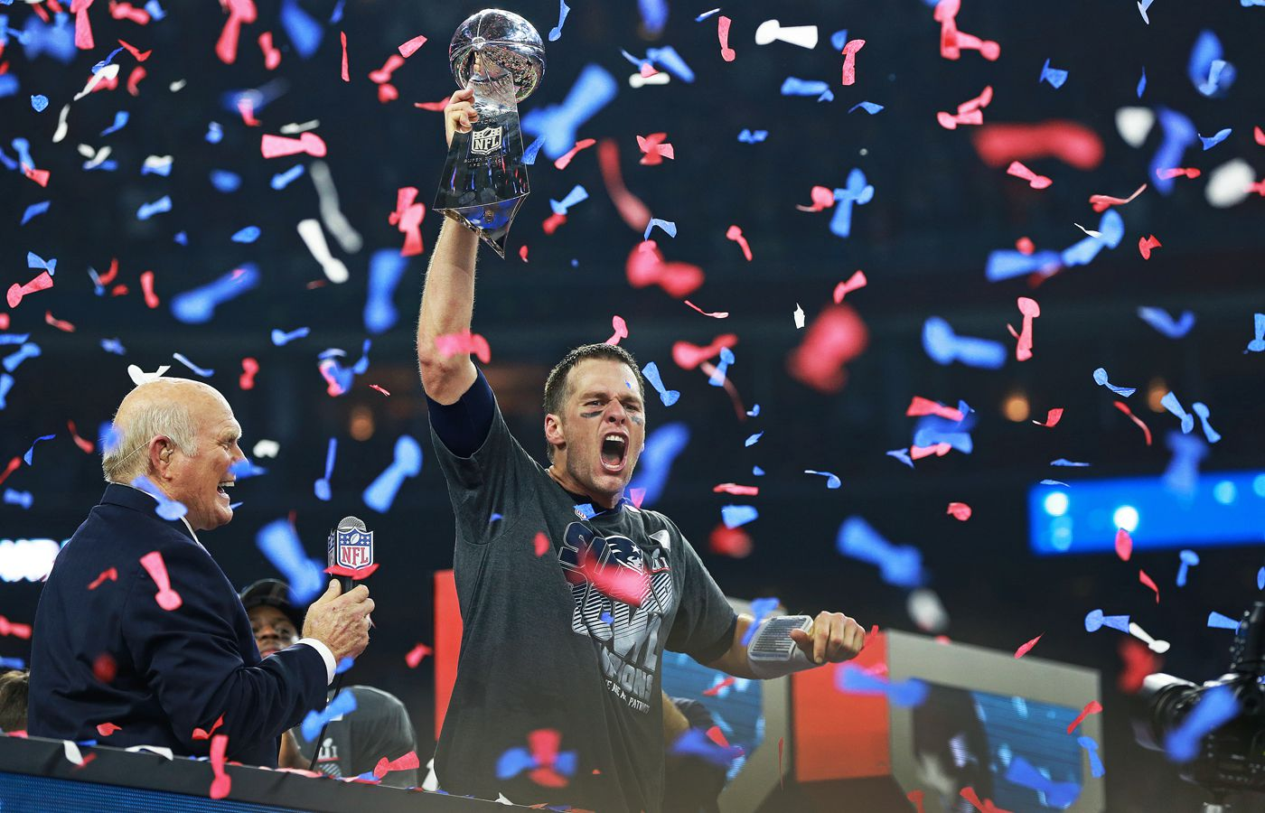1242b97a Here's a look at the new Patriots' DVD from NFL Films - The Boston Globe