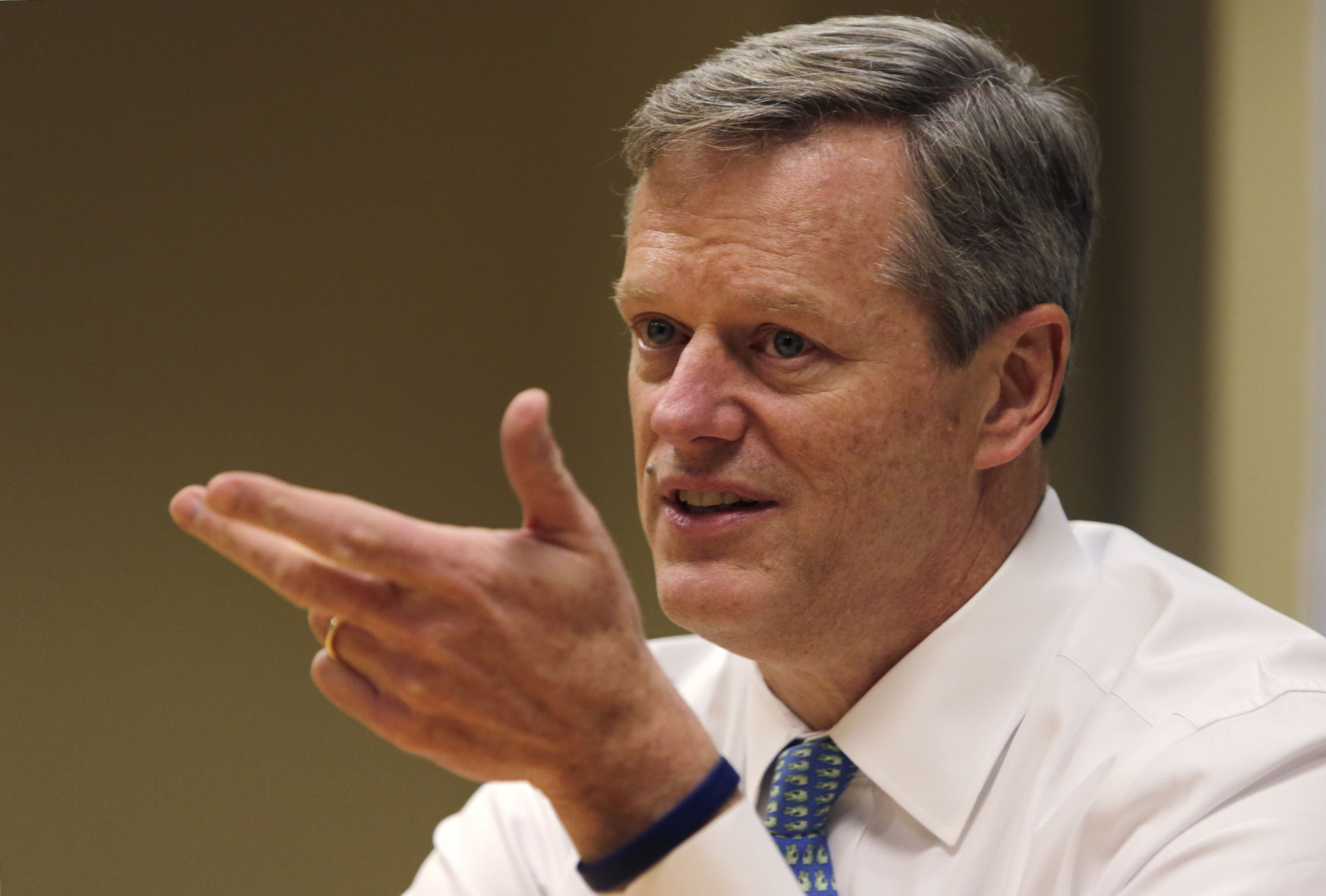 More than 170 named to Baker transition committees - The