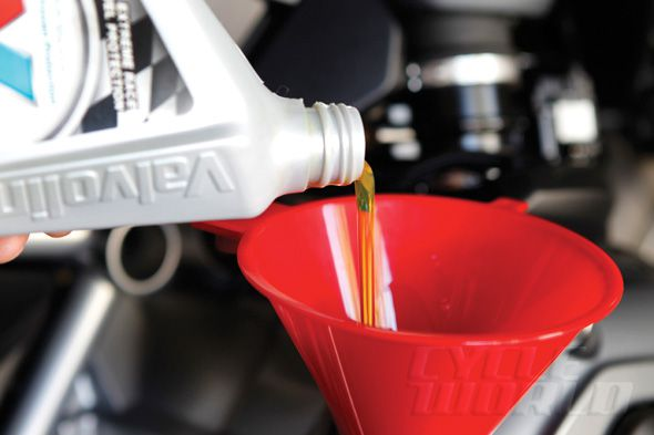 Can Overfilling Engine Oil be Damaging to my Bike? | Cycle World