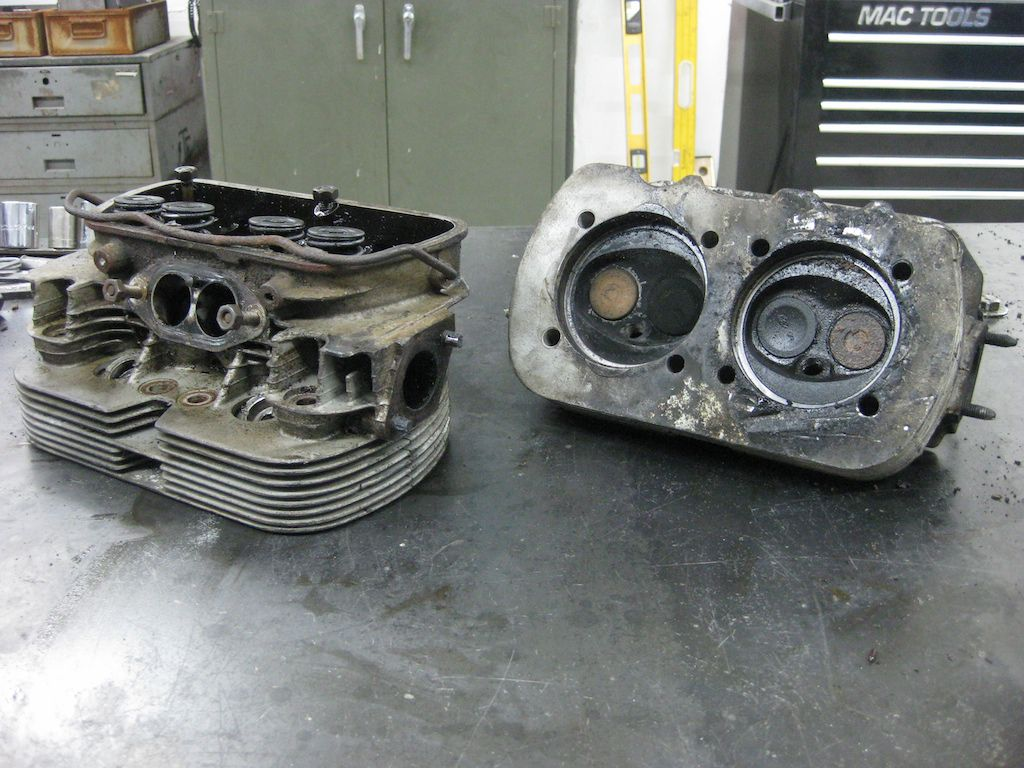 The Dissection: A VW Engine   Popular Science