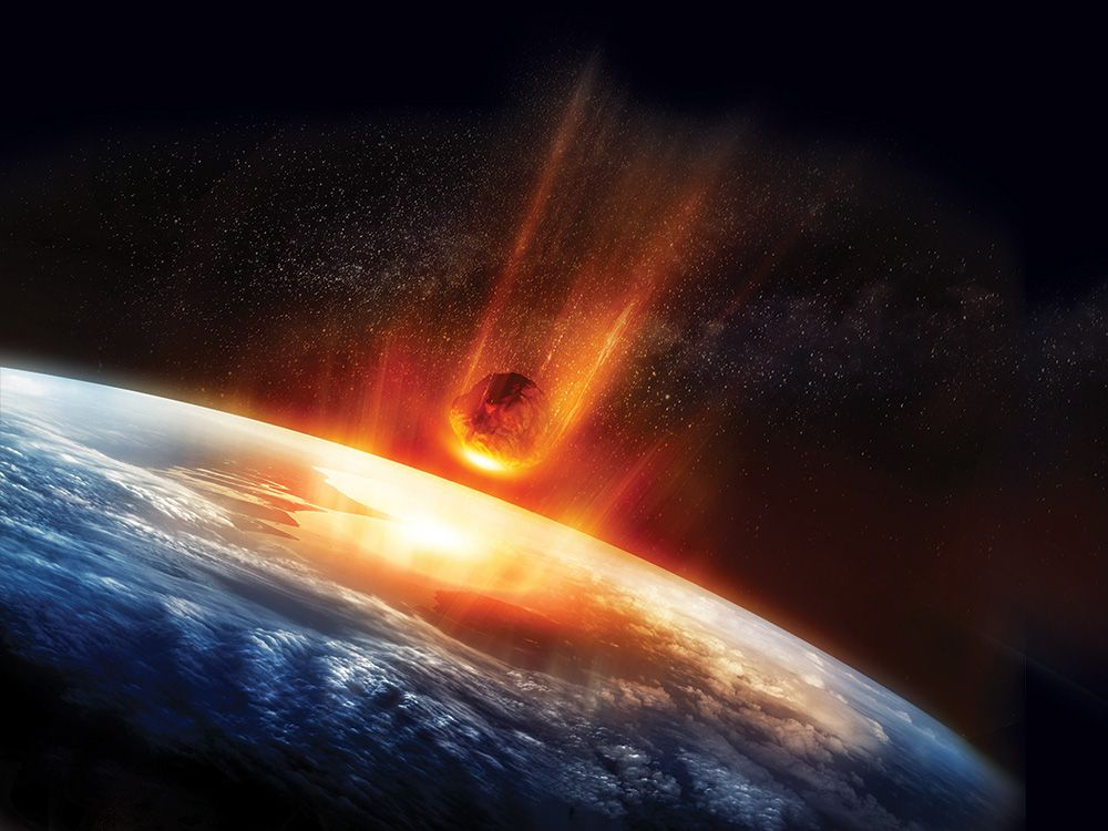 Yes A Killer Asteroid Could Hit Earth Popular Science