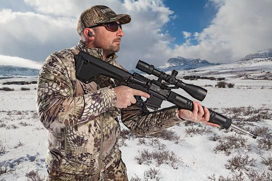 Best Rifles 2013: OL Ranks and Reviews This Year's New