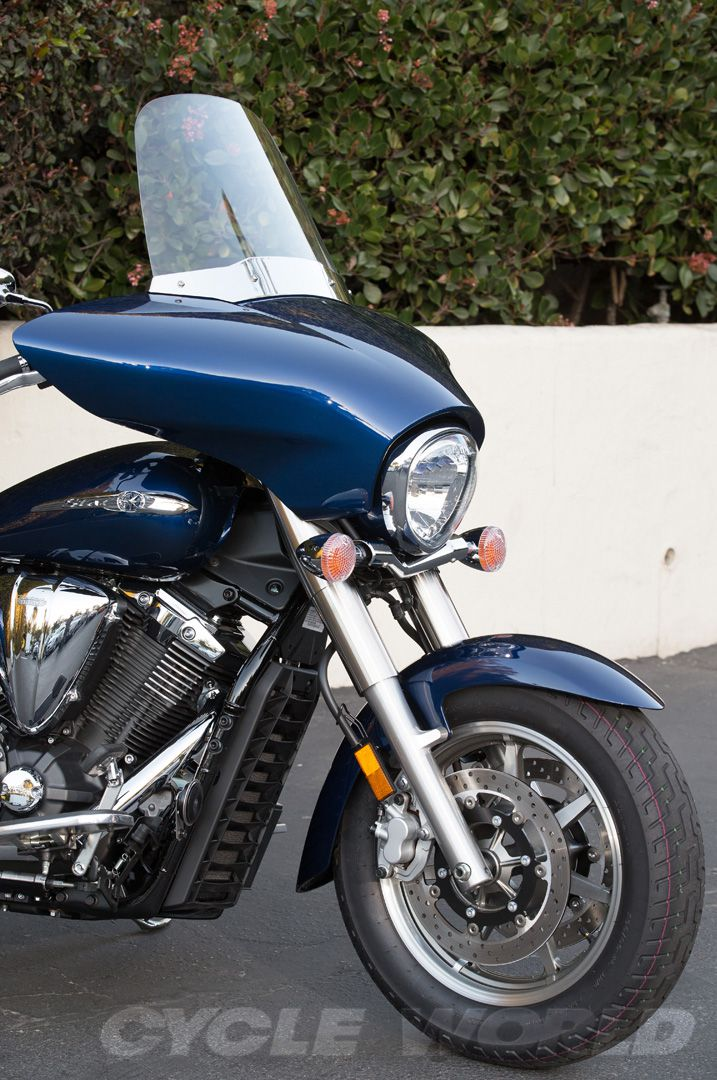 Yamaha Star V Star 1300 Deluxe- First Ride Review | Cycle World