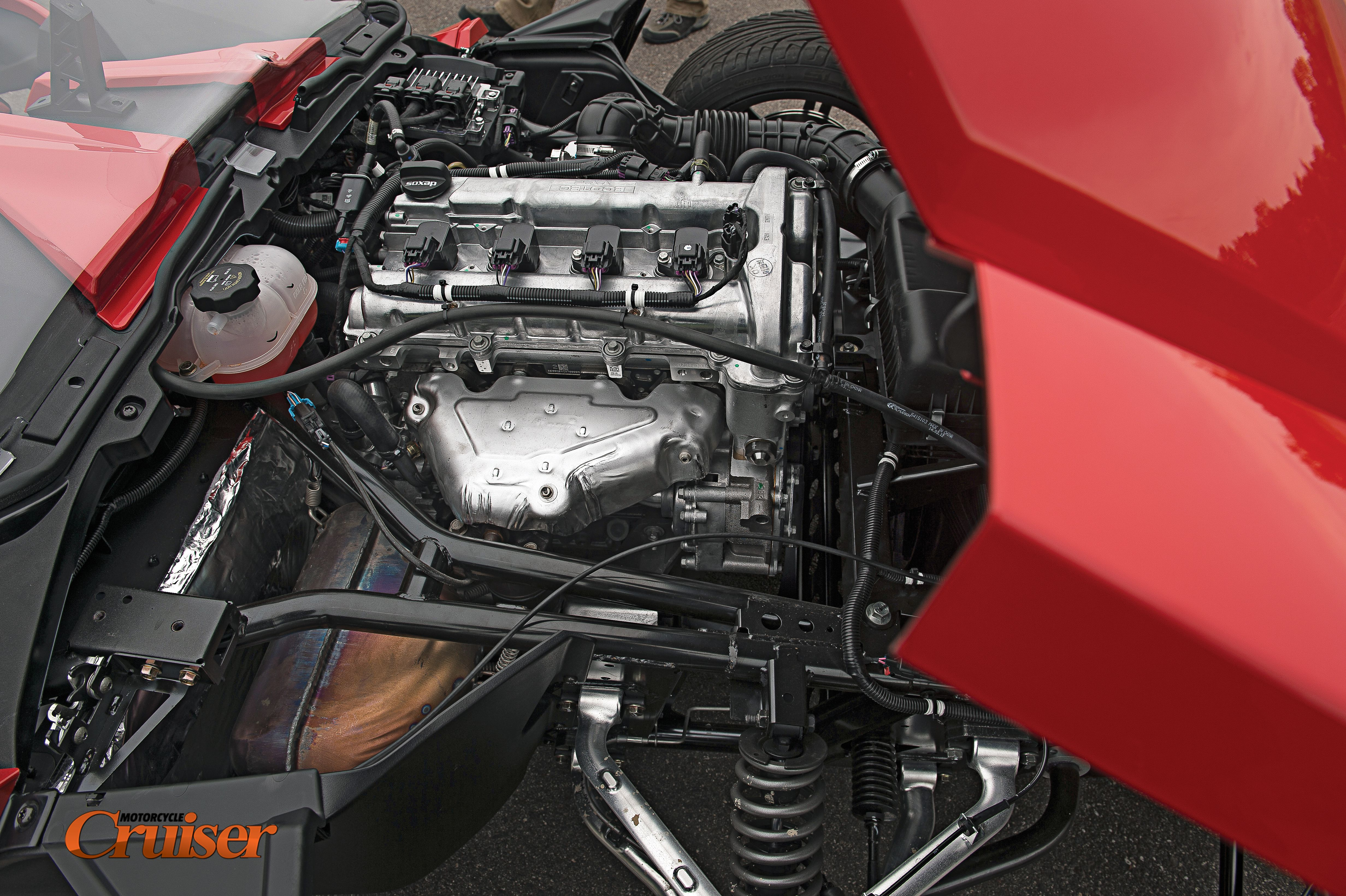 2015 Polaris Slingshot Top Speed and Specs | Motorcycle Cruiser