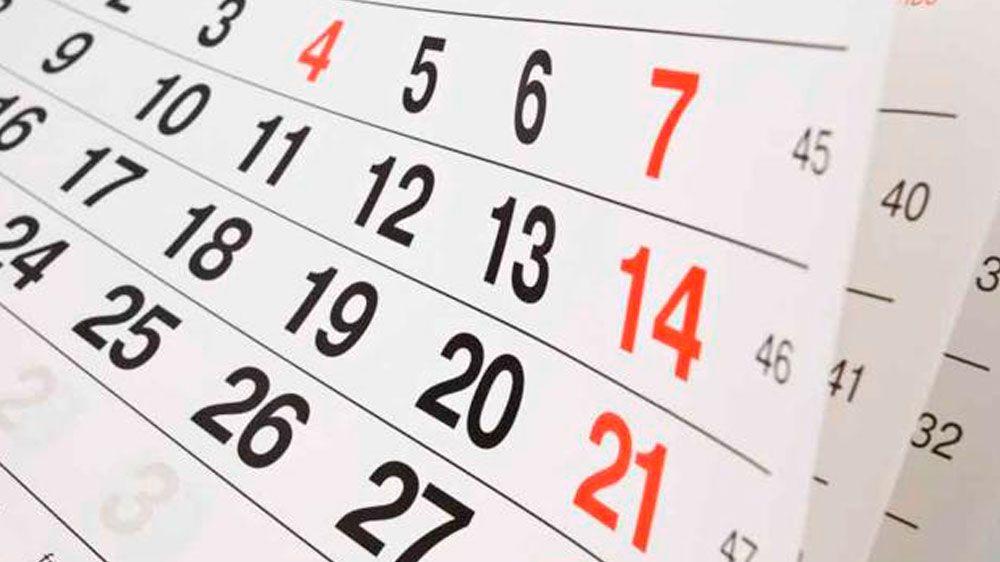 Calendario Marzo 2020 Peru.Feriados 2019 Peru Calendario Con Los Dias No Laborables