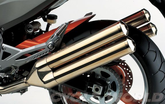 Why the Ugly Motorcycle Mufflers? Looking at the Ugliest Exhaust