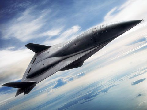The Top-Secret Warplanes of Area 51 | Popular Science