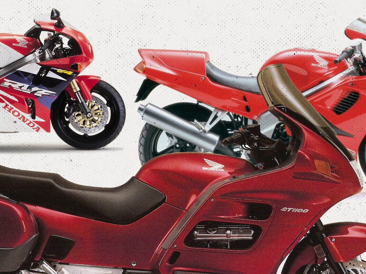 Top 10 Motorcycles Of The 1990s | Motorcyclist