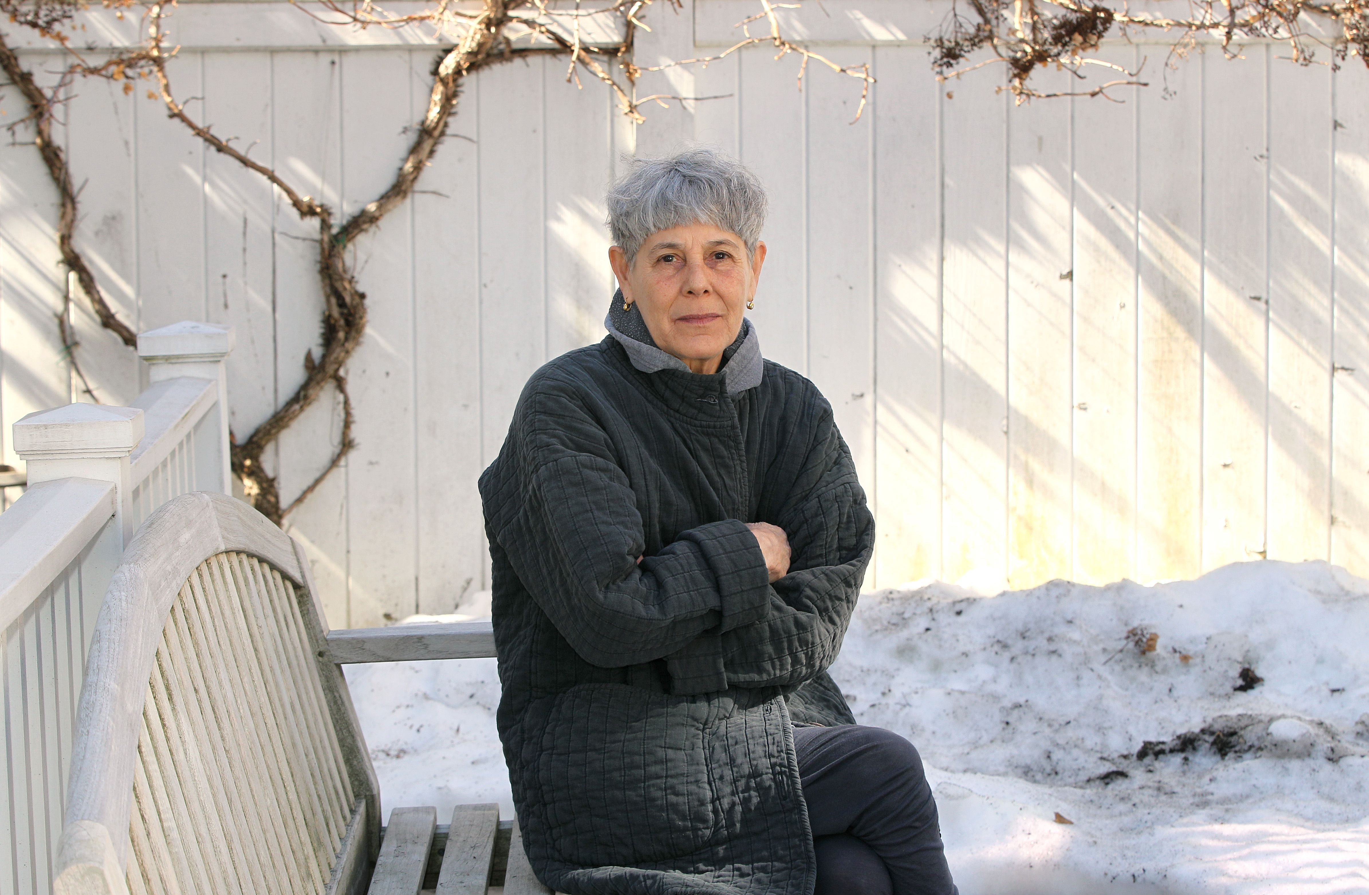 Susanna Kaysen: The chronicler of 'Cambridge' - The Boston Globe