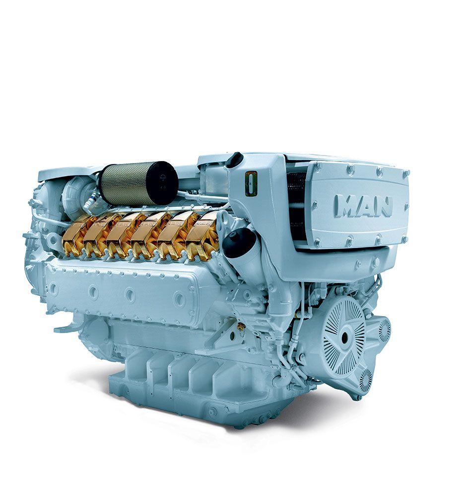 Best Diesel Marine Engines | Marlin Magazine