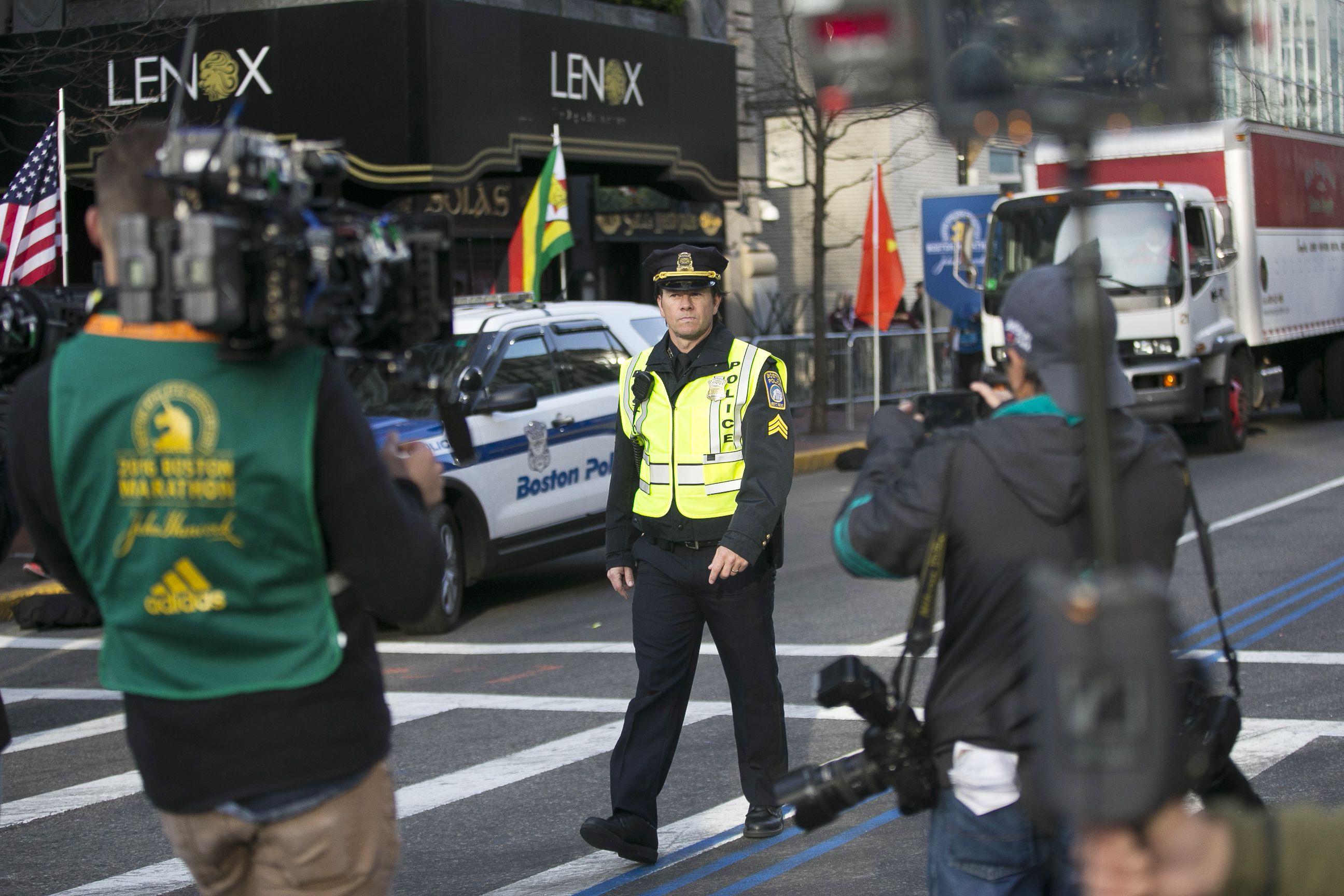Fact-checking the 'Patriots Day' movie - The Boston Globe