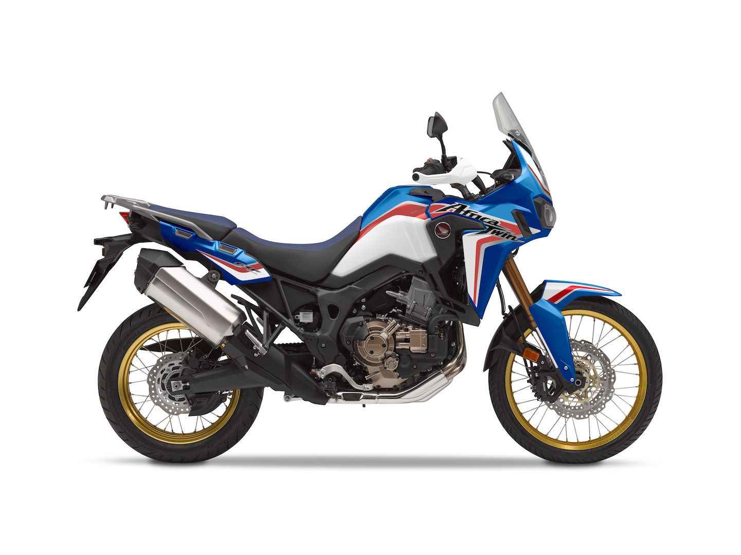 2019 Honda Crf1000l Africa Twin Adventure Sports Cycle World