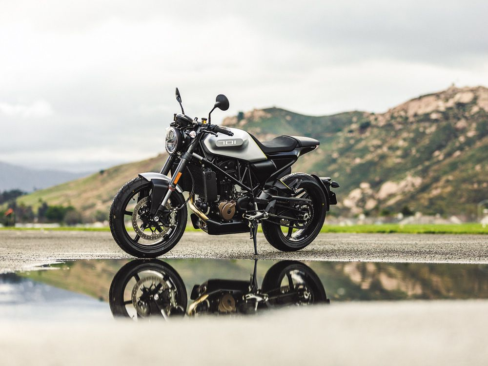 Everything You Want To Know About The Husqvarna Vitpilen 701