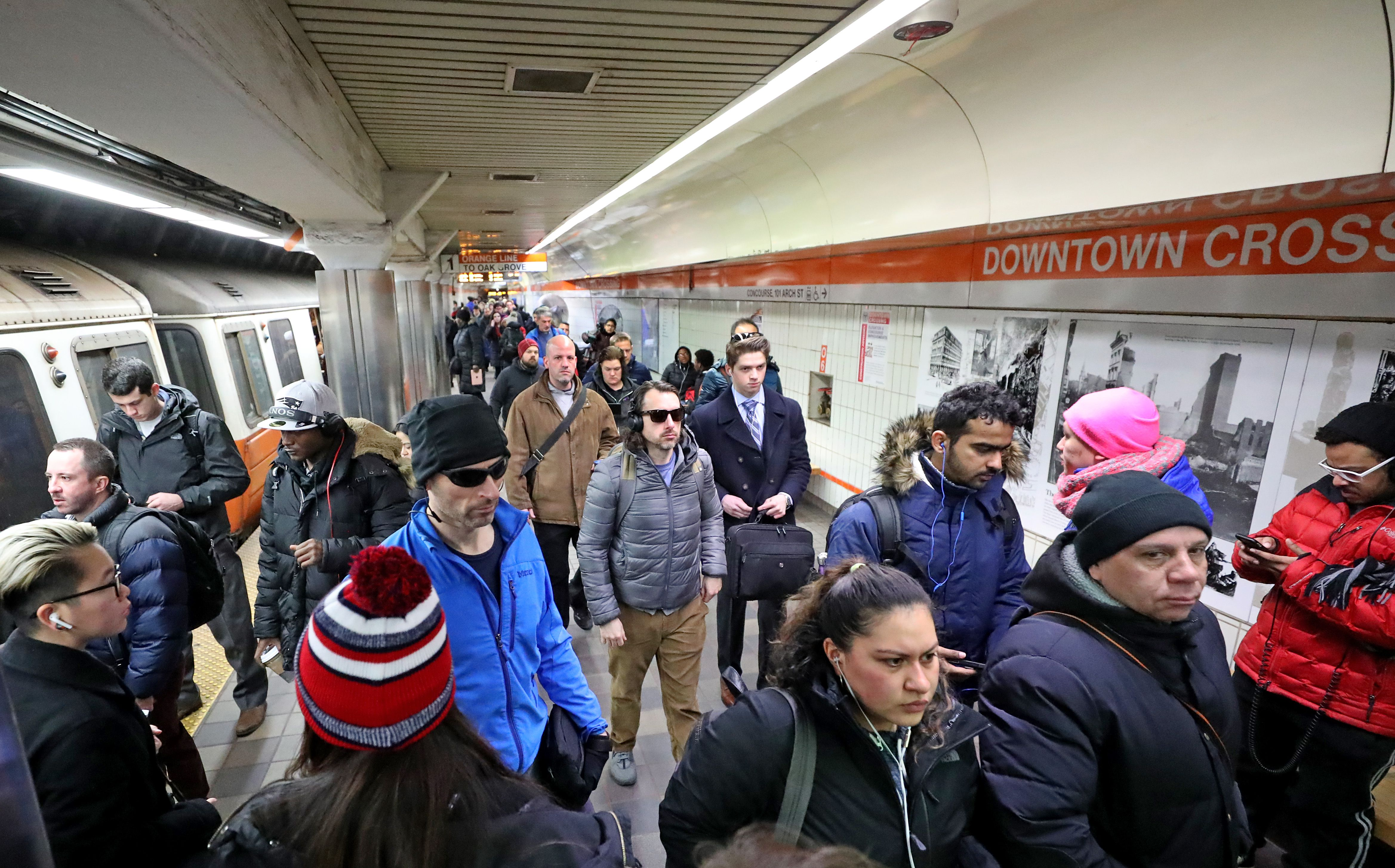 Signal problem? MBTA takes aim at prime cause of delays with