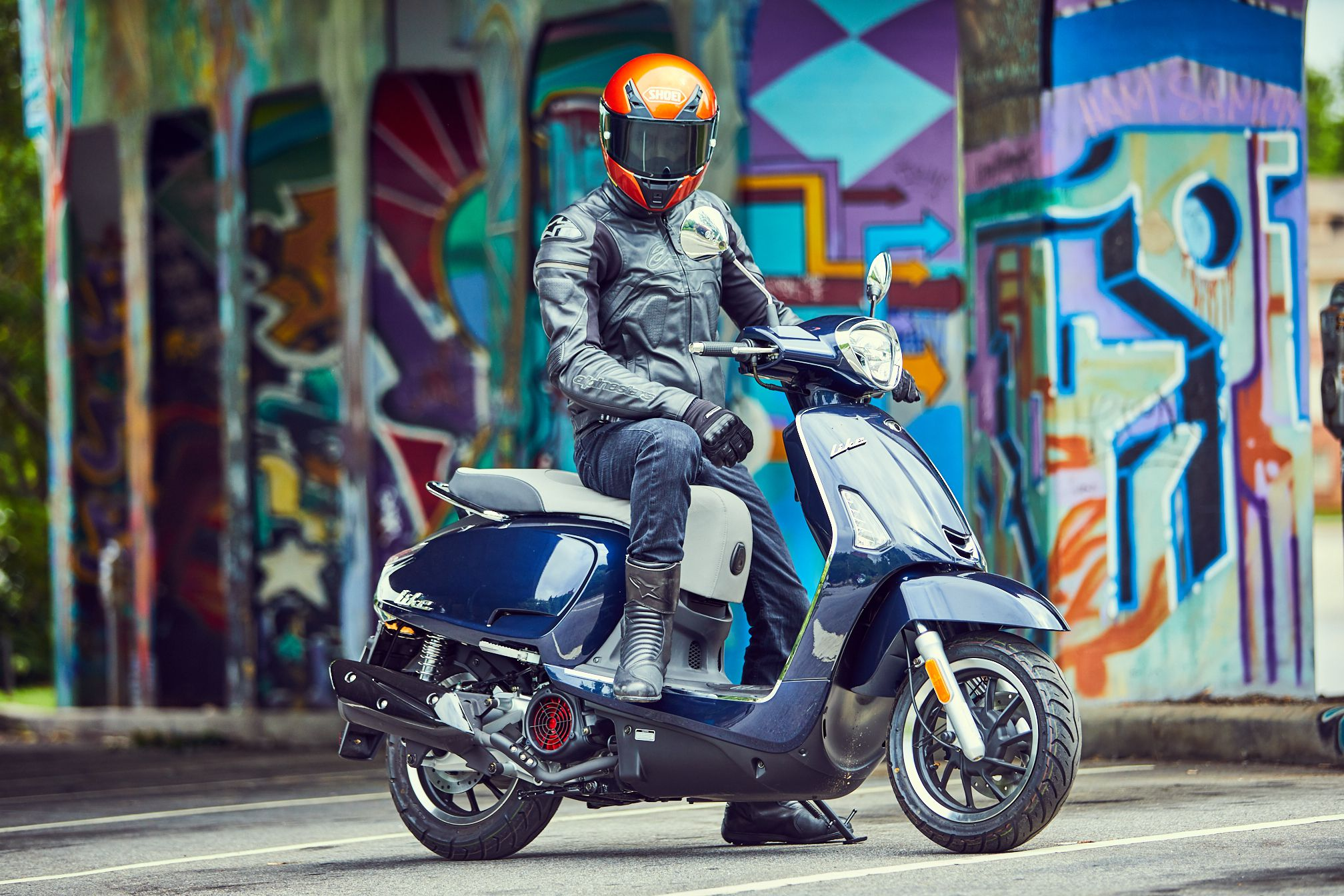 First Ride Review: Kymco's Xciting 400i, XTown 300i and Like 150i
