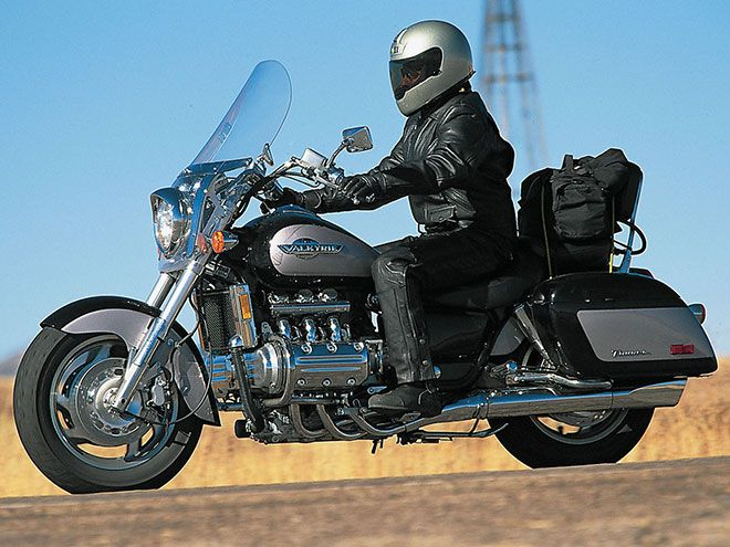 Breaking Away With The 1999 Honda Valkyrie Tourer | Motorcycle Cruiser