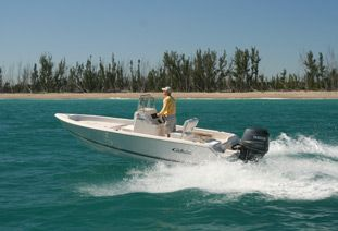 Cobia 186 Center Console Review   Sport Fishing Magazine