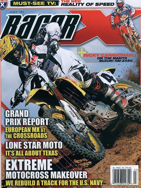 Ricky Carmichael - Best Bargain In Dirtbike Motocross