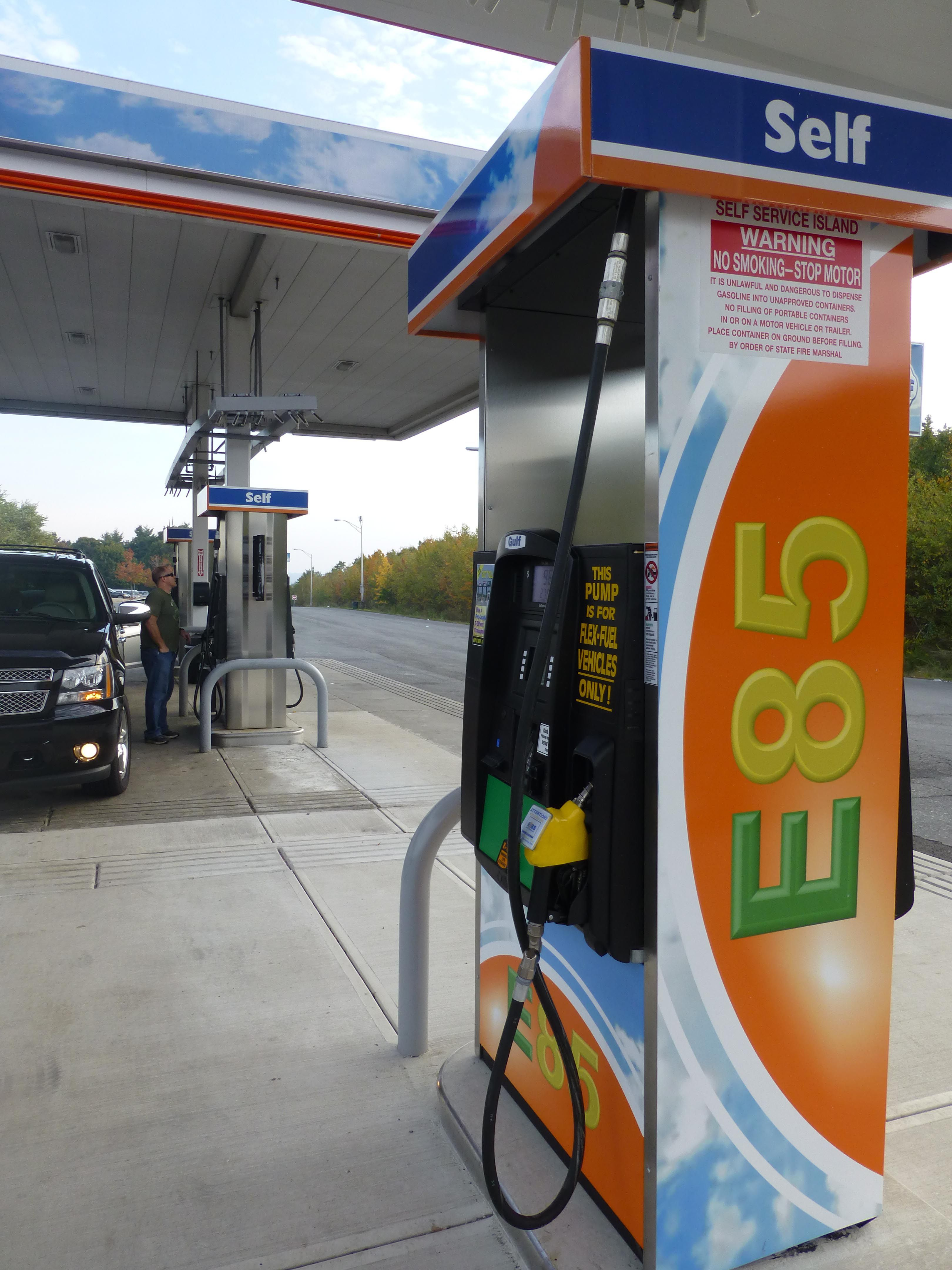 E85 Gas Stations Near Me >> E85 The Cleaner Burning Fuel For Cars The Boston Globe