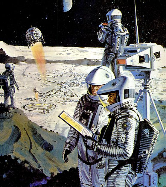 674be9feaa How Popular Science covered '2001: A Space Odyssey' in 1968 | Popular  Science
