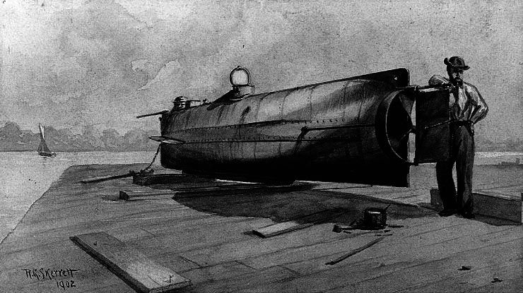 An Extremely Brief History of Military Submarines | Popular