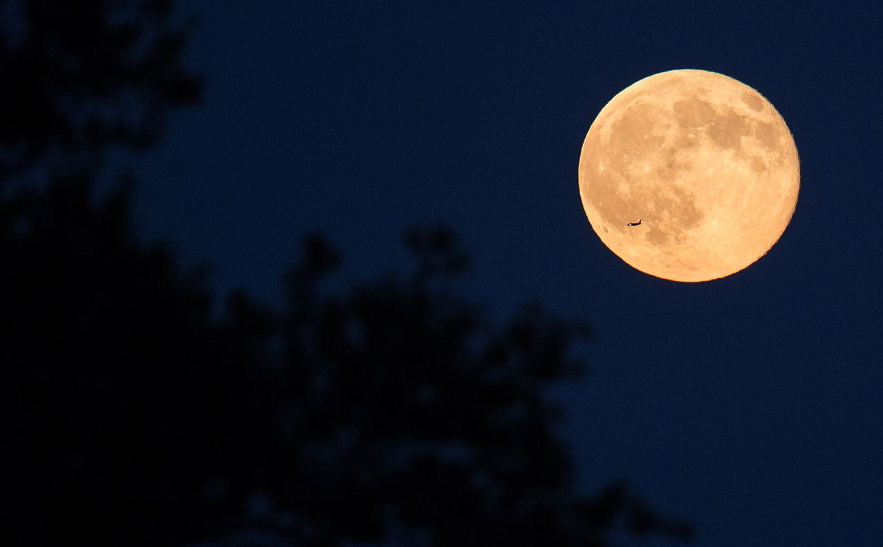 Blue moon 2019: What time can you see it tonight? - al com