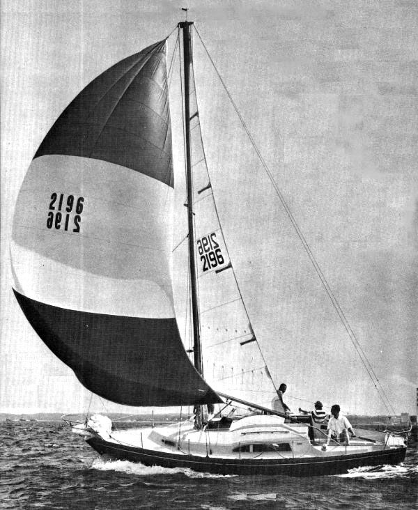40 Best Sailboats, Types of Sailboats & Manufacturers