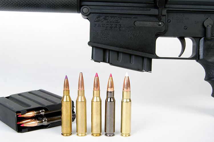 The AR-10 and Big Game Cartridges | Range 365