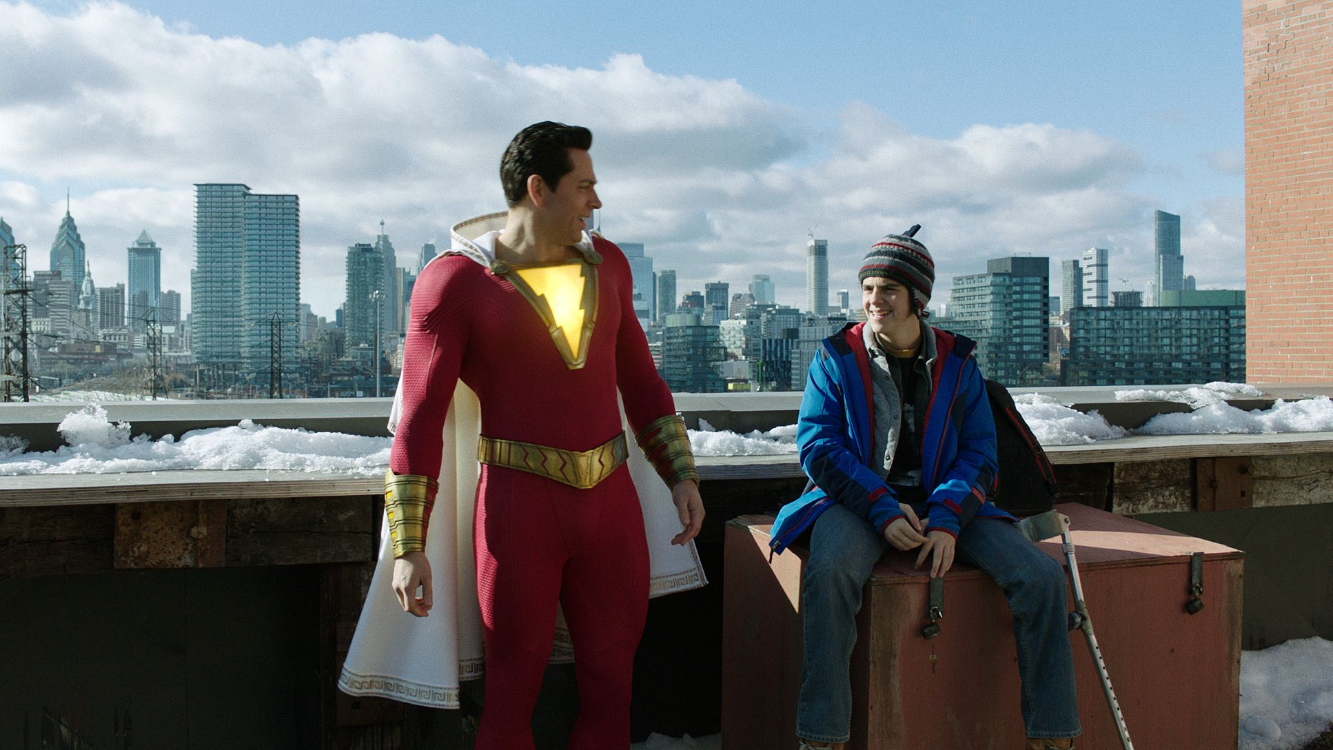 are they making a shazam 2