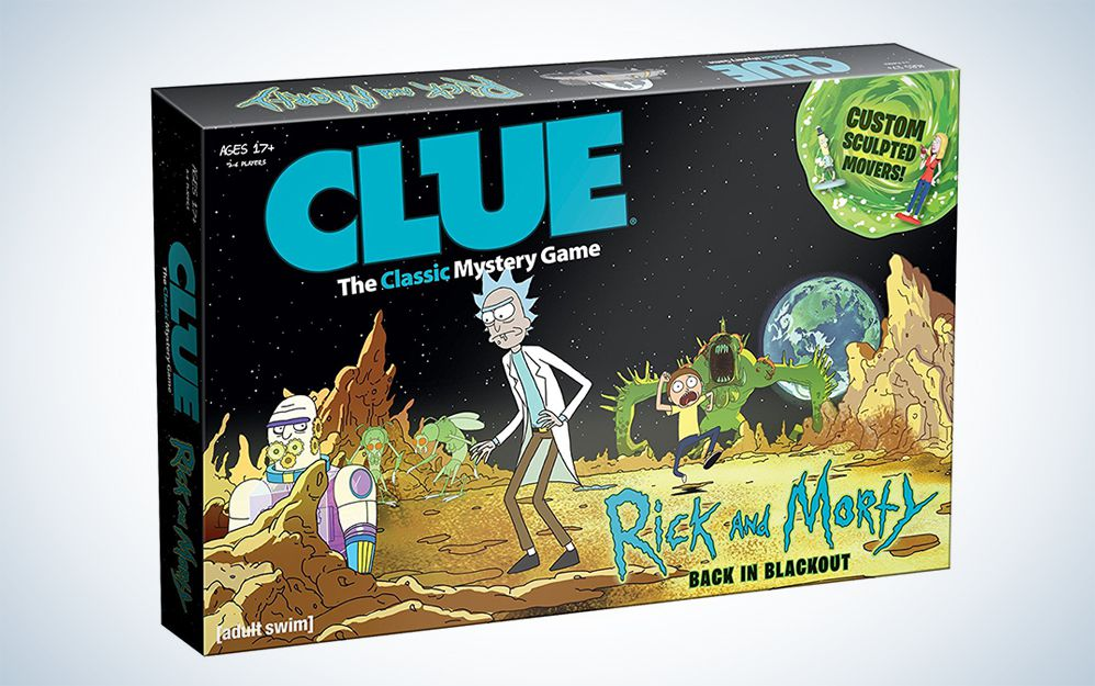 66 sick board games for people who love TV and movies