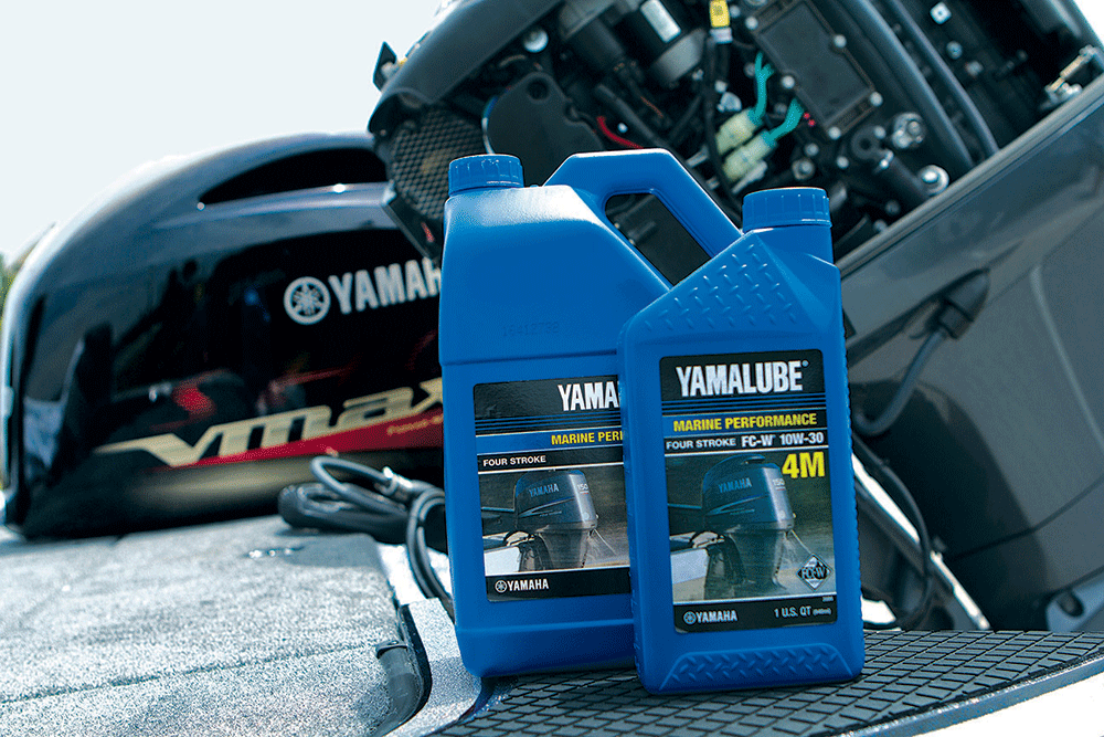 Outboard Motor Inspection and Maintenance | Sport Fishing