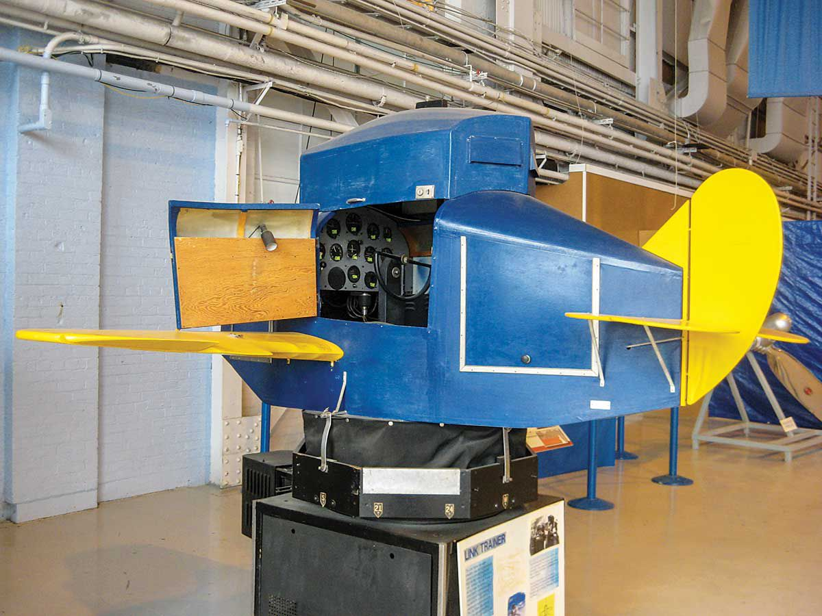 The Changing Landscape of Flight Simulation   Flying