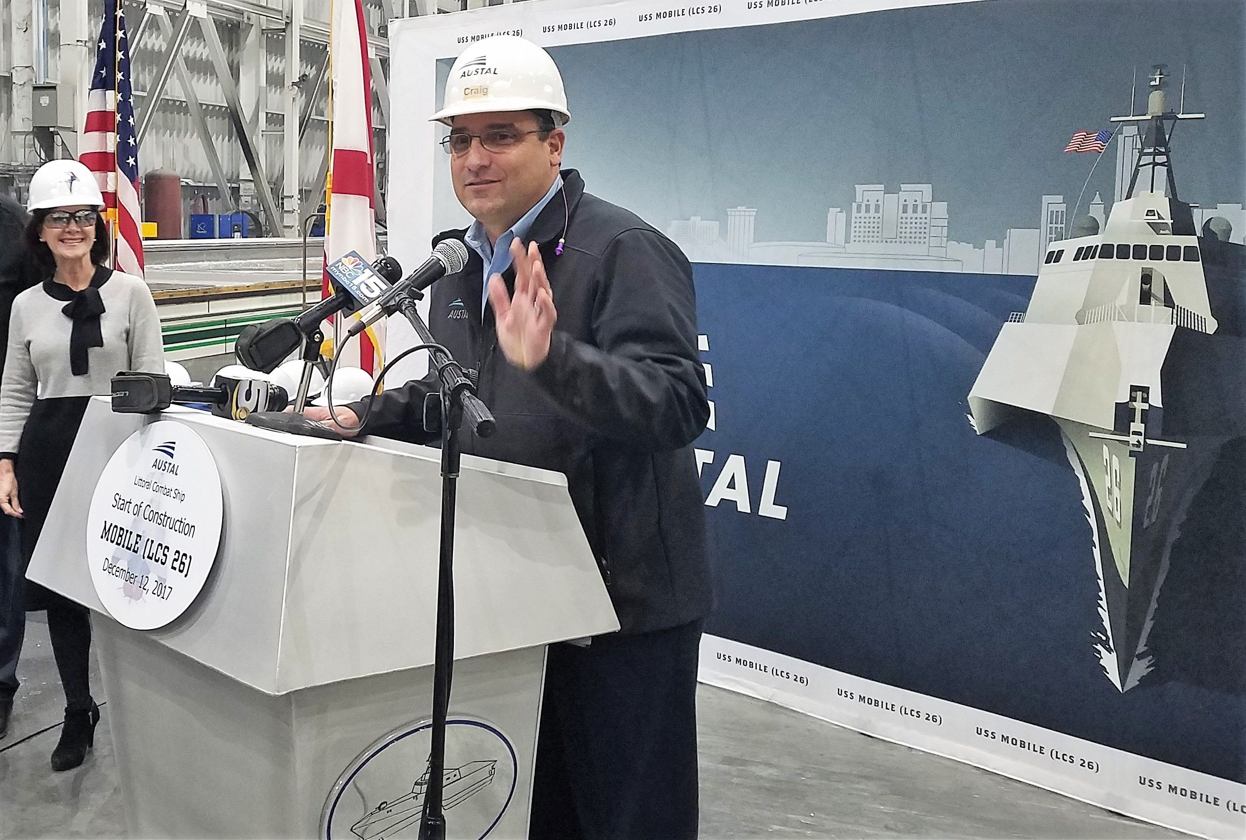 Austal navigating possibilities as Navy nears decision on