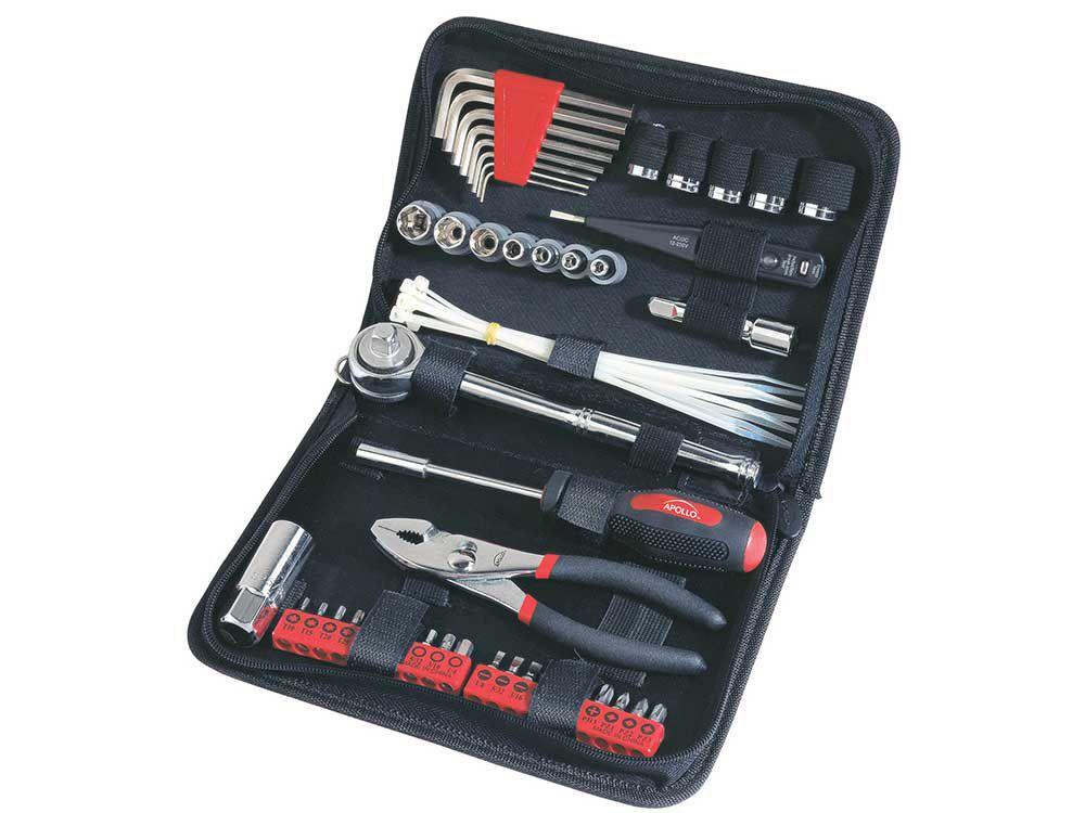 Oxford ToolKit Pro 27 piece metric toolkit with storage case