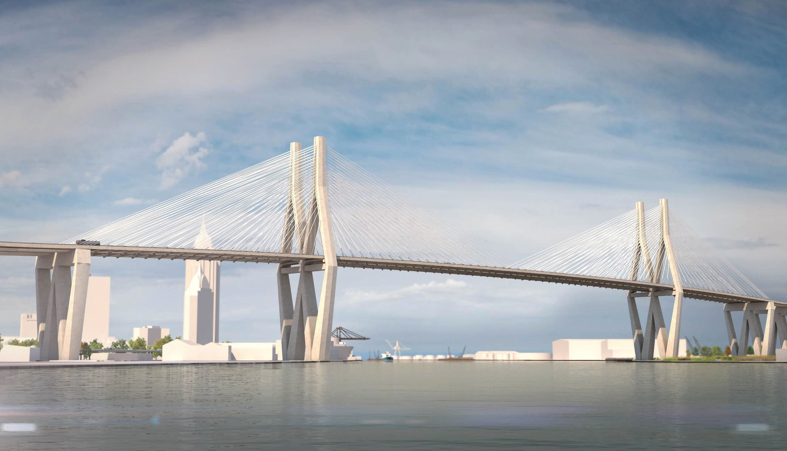 Toll opposition dominates I-10 Mobile River bridge project