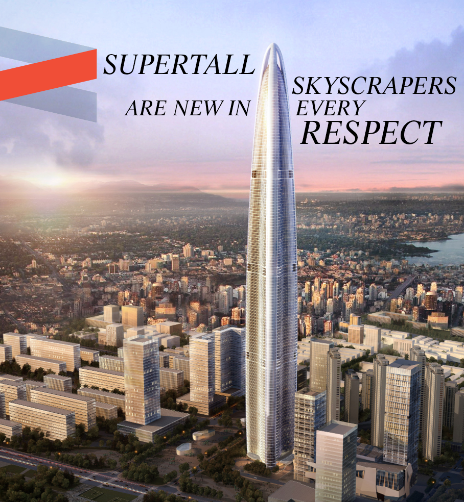 The Rise Of The Supertalls | Popular Science