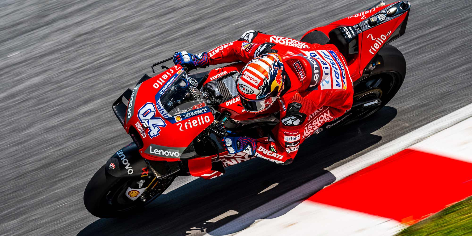 What Is The Big Wing Nut On Ducati's MotoGP Bike? | Cycle World