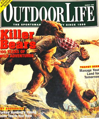 The 30 Best Outdoor Life Bear Attack Covers of All Time | Outdoor Life