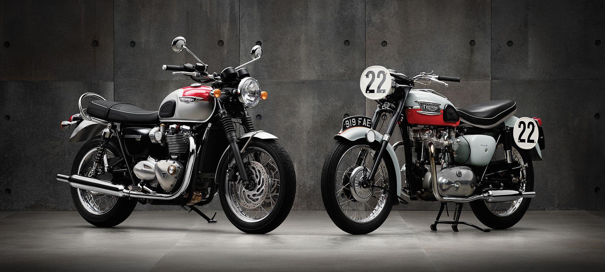 The Triumph Bonnevillecool Is Only The Beginning Motorcyclist