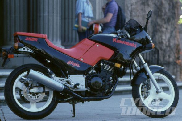 kawasaki ninja motorcycle history: 1984 gpz900 to 1990 zx-11 | cycle world