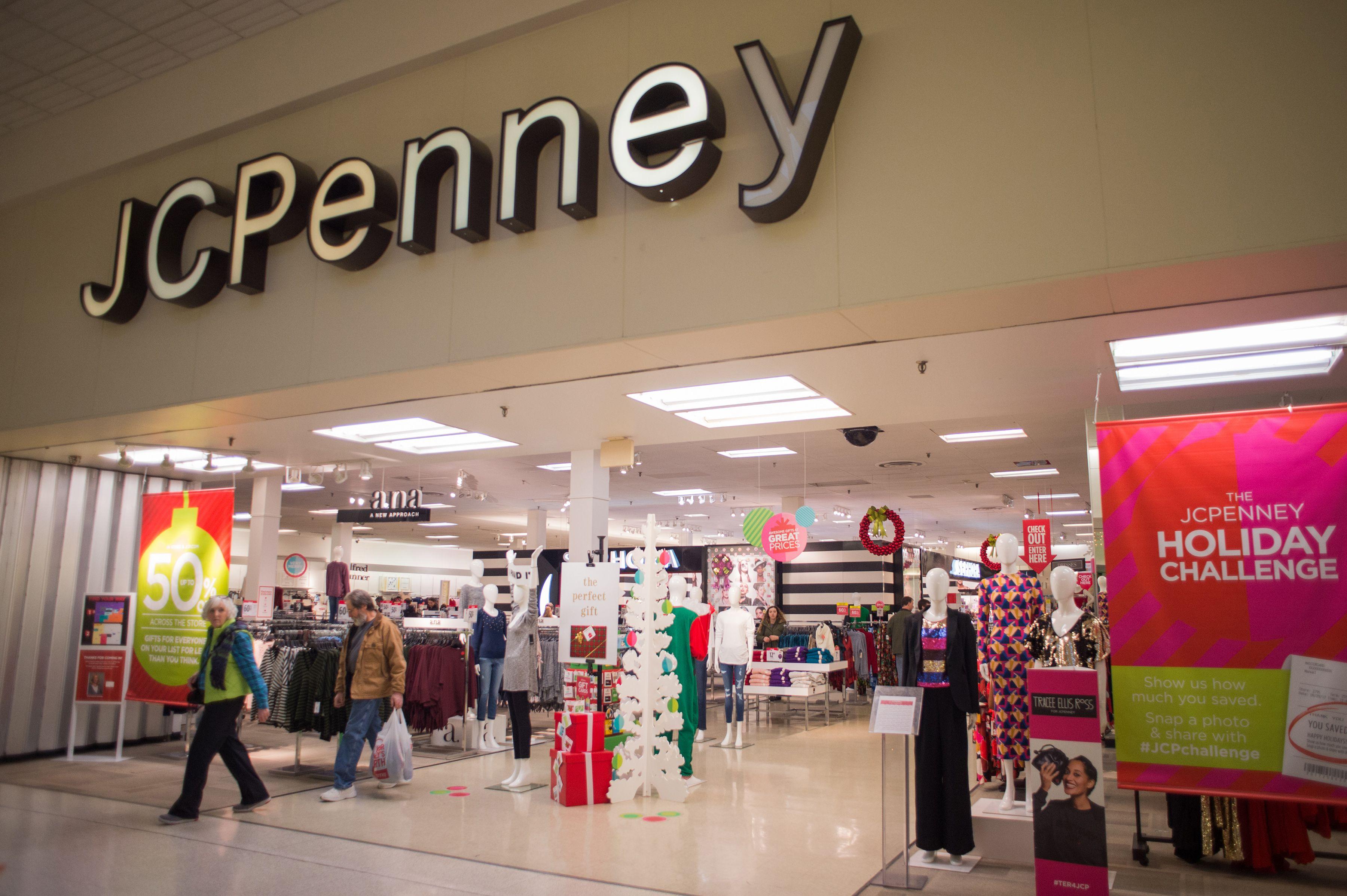 JC Penney closing 27 stores - al com