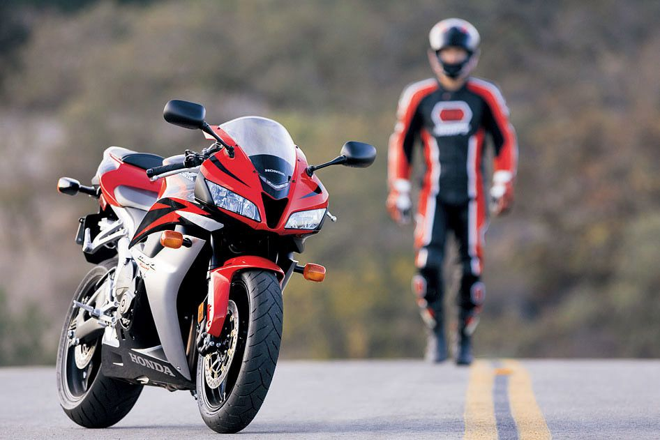 2007 Honda Cbr600rr Sportbike Motorcycle Review Cycle World