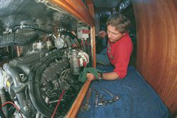 Upgarding your diesel engine | Cruising World