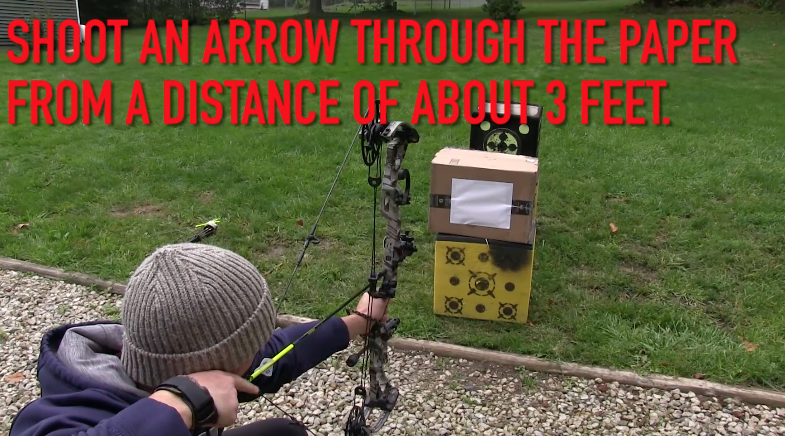 How to Make Sure Your Bow is Tuned During the Hunting Season