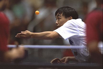 The Truth About Table Tennis | Popular Science