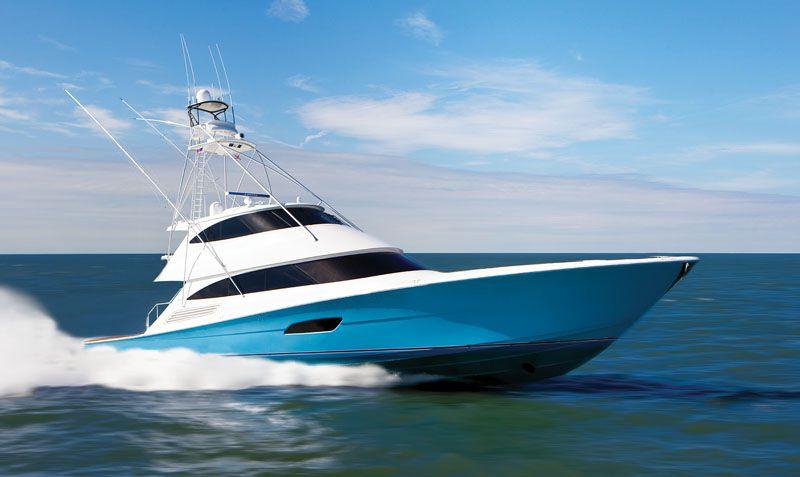 Viking Yachts, Viking 92C | Marlin Magazine