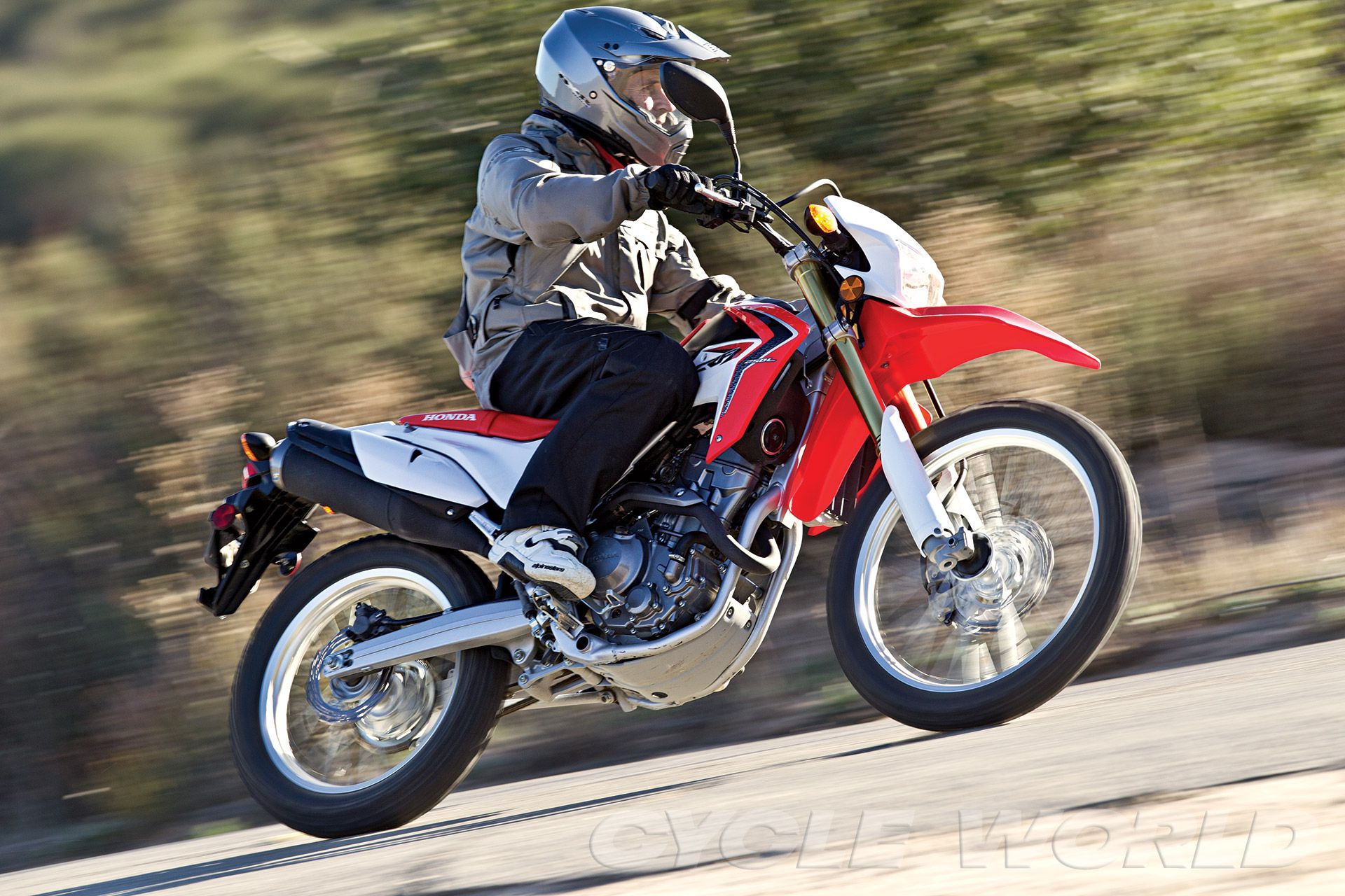 Dual-Sport Motorcycle Comparison Test- Budget Bashers | Cycle World